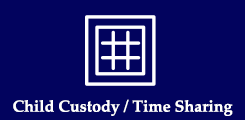 Child Custody / Time Sharing